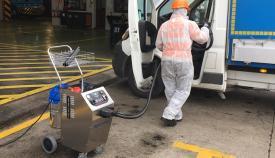 APM Terminals incorpora 65 generadores de ozono para limpiar sus instalaciones