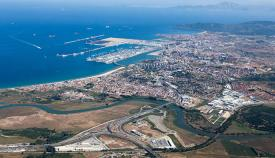 Area Logística del Puerto de Algeciras