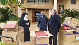 Landaluce agradece a los Reyes Magos su felicidad en Algeciras