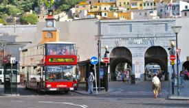 Autobús en Gibraltar