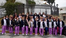 Las 80 trabajadoras del Servicio de Ayuda a Domicilio, negativas en Covid-19