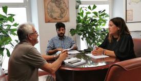 Comercio asesorará a los empresarios que pidan ayudas a la Junta