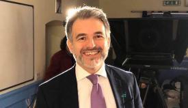 Keith Azopardi, líder de la oposición en Gibraltar