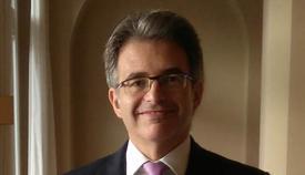 El líder del GSD en Gibraltar, Keith Azopardi