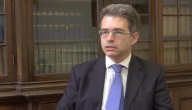 Keith Azopardi, líder de la oposición, en una imagen de archivo