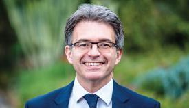 Keith Azopardi, parlamentario del GSD en Gibraltar. Foto NG