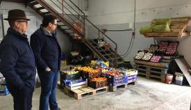 El concejal de Mercados ha visitado esta mañana las instalaciones