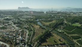 La comarca del Campo de Gibraltar podría verse afectada por el mal tiempo