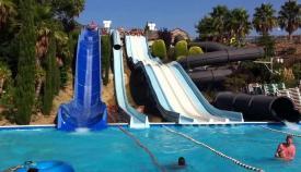 El Bahía Park, en una imagen de este verano