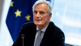 Michel Barnier, en una imagen de archivo