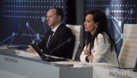 Beatriz Corredor, presidenta de REE en una imagen de archivo. Foto: NG
