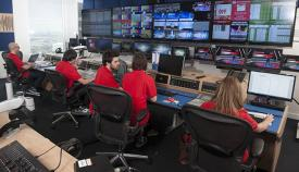 Control de los canales de televisión de Betfred