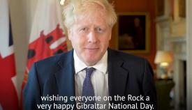 El primer ministro del Reino Unido, Boris Johnson.