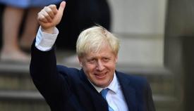 Boris Johnson, vencedor absoluto de estas elecciones