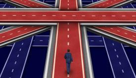 Las incertidumbres del brexit, en una alegoría periodística