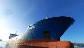Verdemar denuncia en Bruselas el fondeo continuo de buques
