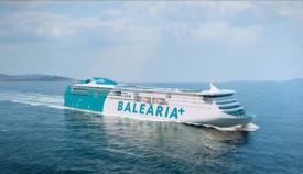 Buque de Balearia