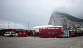 Autobuses de Gibraltar. SR