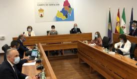 Reunión con la Mancomunidad de Municipios del Campo de Gibraltar