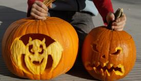 Este año es diferente yGibraltar se queda sin truco o trato este Halloween. Foto NG