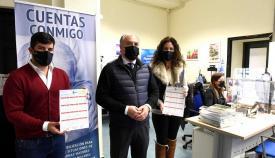 Presentado el calendario 2021 'Échale un ojito' en Algeciras