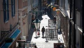 Calle de Gibraltar. Foto SR