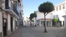 Calle General Lacy