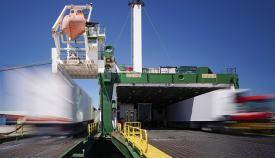 El Puerto de Algeciras pulveriza en marzo sus tráficos con Tánger Med