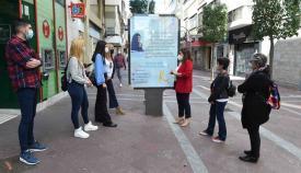 Una foto difundida por el Ayuntamiento de Algeciras sobre la asociación. Foto: algeciras.es