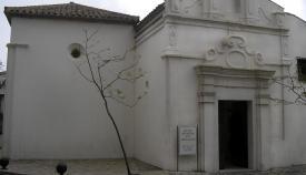 Imagen de la Capilla de Cristo de la Alameda. Foto: algeciras.es