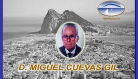 Cartel aniversario Mar del Sur y Miguel Cuevas