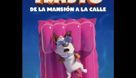 Cartel anunciando el Cine de Verano en Sotogrande. Foto NG