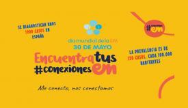 Cartel del Día Mundial de la Esclerosis Múltiple