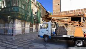 SICE, encargada de la renovación del alumbrado exterior de Algeciras