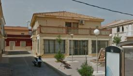 La Casa del Mar, donde irá ubicada la oficina del INSS