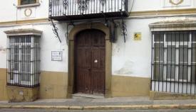 Casa natal del actor Juan Luis Galiardo