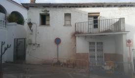Imagen de la antigua casa del médico de Guadiaro