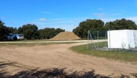 Obras relativas al Campo de Golf