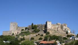 Imagen del castillo de Castellar de la Frontera. Foto: SM
