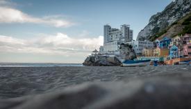 Los hechos tuvieron lugar en Catalan Bay. Foto Sergio Rodríguez