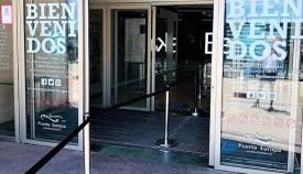 El Puerta Europa vuelve a abrir sus puertas al completo en Algeciras