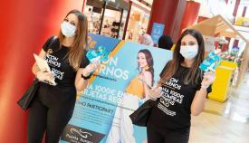 Puerta Europa donará un euro a la asociación Ángelus Luna por cada compra