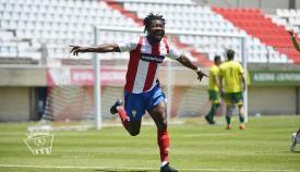 Karim Abubakar dice adiós al Algeciras CF