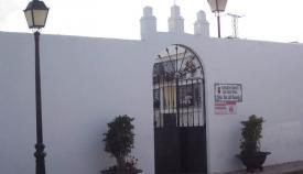 Cementerio municipal Nuestra Señora del Rosario, en Guadiaro