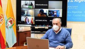 El Centro Comercial Virtual de Algeciras, presentado