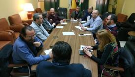 Última reunión Grupo Transfronterizo
