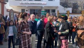 La Peña Ferroviaria celebra con éxito su XXXVII Chorizada Popular