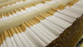 Requisaron 438 cartones de tabaco