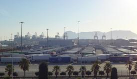 El Puerto mueve 71 millones de toneladas de mercancías hasta agosto