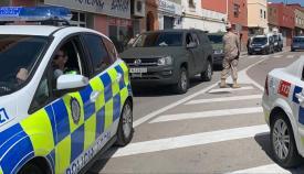 La Policía Local participará en la campaña de la DGT